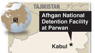 Graphic: Prison at Bagram