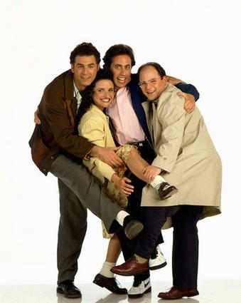 "The cast of <a class=""taxInlineTagLink"" id=""ENTTV00000036"" title=""Seinfeld (tv program)"" href=""/topic/entertainment/television/seinfeld-%28tv-program%29-ENTTV00000036.topic"">""Seinfeld""</a> will <a href=""http://hollywoodinsider.ew.com/2009/03/seinfeld-cast-t.html""><b>reunite</b></a> on an episode of co-creator <a class=""taxInlineTagLink"" id=""PECLB005358"" title=""Larry David"" href=""/topic/entertainment/larry-david-PECLB005358.topic"">Larry David</a>'s HBO series, "" <a class=""taxInlineTagLink"" id=""ENTTV000000072"" title=""Curb Your Enthusiasm (tv program)"" href=""/topic/entertainment/television/curb-your-enthusiasm-%28tv-program%29-ENTTV000000072.topic"">Curb Your Enthusiasm</a>."" Here's hoping Newman somehow crashes the party and Michael Richards doesn't say anything too offensive."