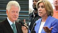 President Bill Clinton has endorsed Wendy Greuel for mayor, saying in a letter that her time as city controller proves she can handle Los Angeles' problems.