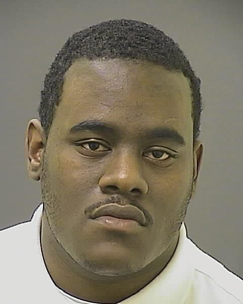 This Baltimore police booking photo shows Jermaul Dean.