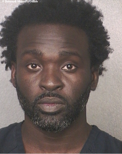 Omar Treasure is arrested for his role in a 1999 shooting of a Broward Sheriff's deputy.