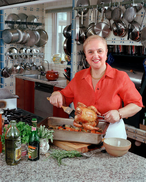 Lidia Bastianich will be coming to Mozza for a book signing and a dinner on Tuesday.