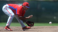 PICTURES: Philadelphia Phillies AAA Baseball Spring Training