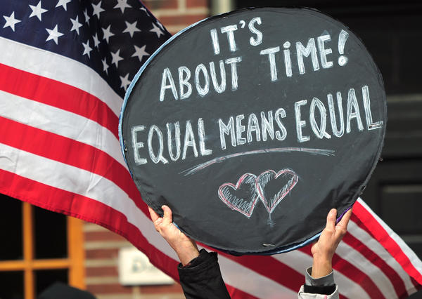 On Tuesday the U.S. Supreme Court will hear arguments on whether Proposition 8 violates the U.S. Constitution.