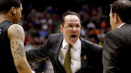 Wichita State Coach Gregg Marshall can't wait to get the Shockers to Los Angeles for the West Regional at Staples Center.