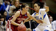 COLUMBUS, Ohio — The third-seeded UCLA Bruins were eliminated from the NCAA women's basketball tournament in the second round by sixth-seeded Oklahoma, 85-72, Monday at St. John Arena.