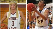 She beat out one of his former teammates, a McDonald's All-American, for her first Ms. Basketball of Illinois award.