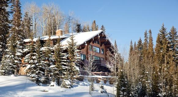 Veteran Hollywood producers Kathleen Kennedy and Frank Marshall want to sell their vacation home in Telluride, Colo.