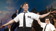 "The hit musical ""The Book of Mormon,"" which opened in London's Prince of Wales Theatre on Thursday night, set a record for the biggest single day of sales in West End and Broadway history."