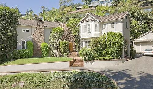 Music composer Lee Holdridge's Beverly Hills home is for sale for $2,975,000.