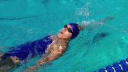 BRAWLEY — Samantha Estes, an Imperial Valley Desert Aquatics swimmer, has already qualified for consideration to the 2013 Far Western Championship.