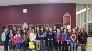 EAST JORDAN -- All 11th grade students at East Jordan High School visited at least one college campus this March.