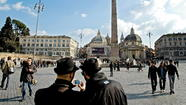 Pictures: Travel to the pope's Rome