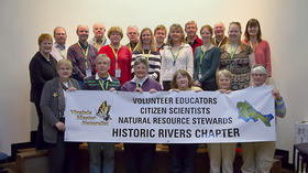 Virginia Master Naturalists: Historic Rivers Chapter graduates new volunteer corps of conservationists