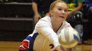 Warner's Alyssa Jung will play for the Presentation College volleyball team this fall.