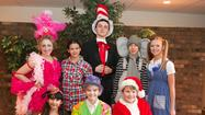 Dr. Seuss Stories Come To Life On Stage
