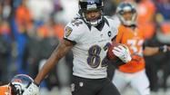 Ravens wide receiver Torrey Smith is making the most of his downtime in the early part of the offseason and is taking advantage of his clout as a professional football player by working as an intern for a local politician.