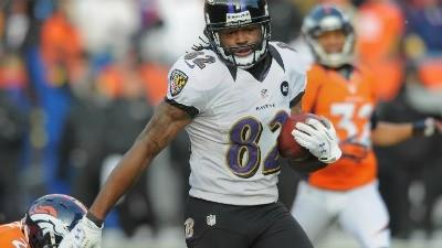 Ravens' Torrey Smith interning for a local politician