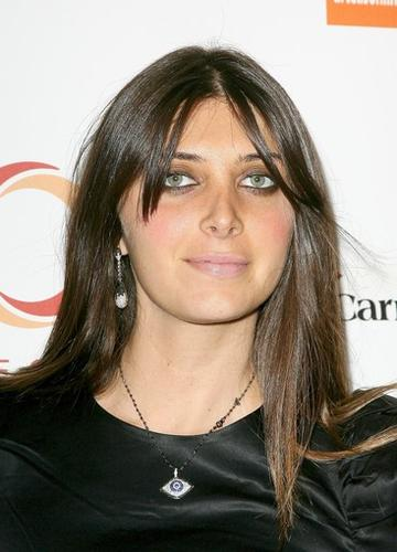 """Brittny Gastineau arrives at the 2nd annual """"Get Lucky for Lupus!"""" event."""