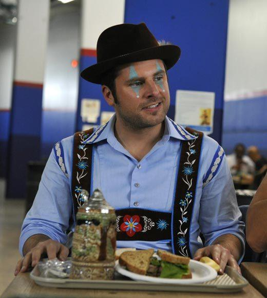 'Psych' Season 7 photos: Episode 7x06, titled Cirque du Soul, airing Wednesday, April 3.