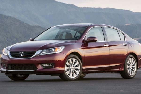 Among the cars leading the way in sales is the new Honda Accord, according to Kelley Blue Book.