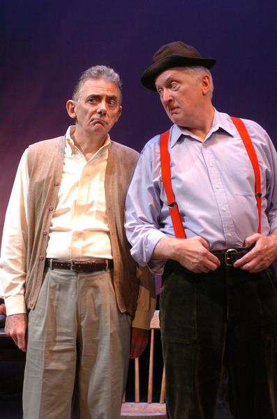 """Howard Platt and Jariath Conroy star in """"A Couple of Blaguards"""" set for Long Wharf Theatre"""