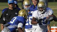 UCLA opens spring football practice on Tuesday, but the Bruins will be without three players.