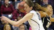 UConn Takes Control, Heads To Sweet 16 Again