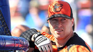 FORT MYERS, Fla. -- Before Tuesday's game, the Orioles reassigned outfielder Lew Ford to minor league camp, cutting the spring roster to 37 players, which included nine non-roster invitees.