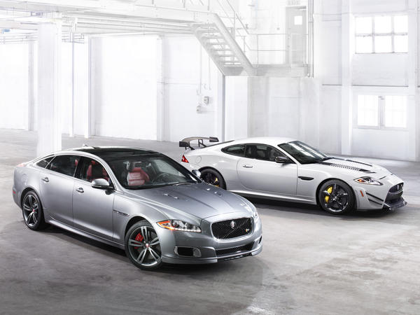 Jaguar XJR and XKR-S GT