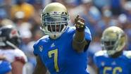UCLA safety Tevin McDonald has been released from the team after violating team policy.