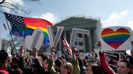 SAN FRANCISCO -- Jennifer Pizer, senior counsel of Lamba Legal, a gay rights group, said that at least four justices seemed skeptical that the sponsors of Proposition 8 had the legal right to appeal the case.