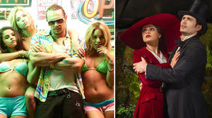 'Oz' to 'Spring Breakers': James Franco says he likes to 'zigzag'