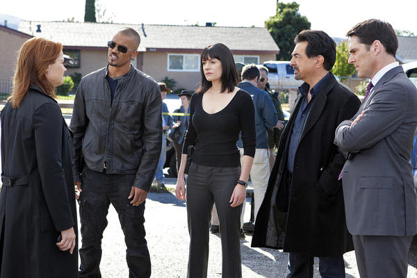 """Criminal Minds"" is among the TV shows with the highest percentage of minority writers, according to a report by the Writers Guild of America, West."