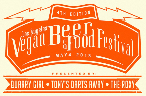 The Vegan Beer and Food Festival is May 4 at the Roxy Theatre.