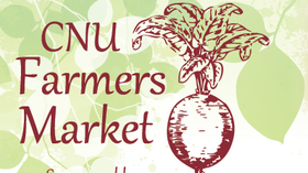 CNU farmers market begins Thursday March 28