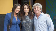"Sheri Albert, left, Debbie Zelman and Craig Konhauzer attended the ""Night of Laughter"" at the Improv Comedy Club at the Seminole Hard Rock Hotel & Casino in Hollywood."