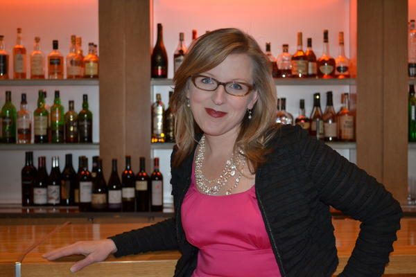 Dana Farner, wine director at Cut restaurant in Beverly Hills