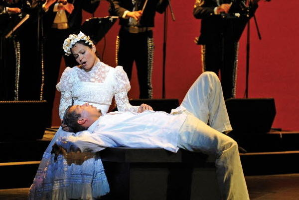 """Cruzar la Cara de la Luna"" (""To Cross the Face of the Moon"") will be presented by Lyric Opera at the Civic Opera House."