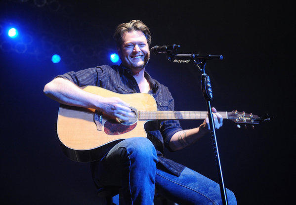 "Blake Shelton's new album arrives the same week he rejoined ""The Voice"" for the singing show's fourth season on NBC."