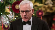Very few people have seen David Rubenstein without a tie. Today is no exception. Though it is early on a Sunday and New York is still recovering from a snowstorm that has dumped about a foot of white stuff on the city, he is formally dressed in a blue suit with an elegant red Hermès tie. Rubenstein, co-founder of private equity firm Carlyle, does not do casual.