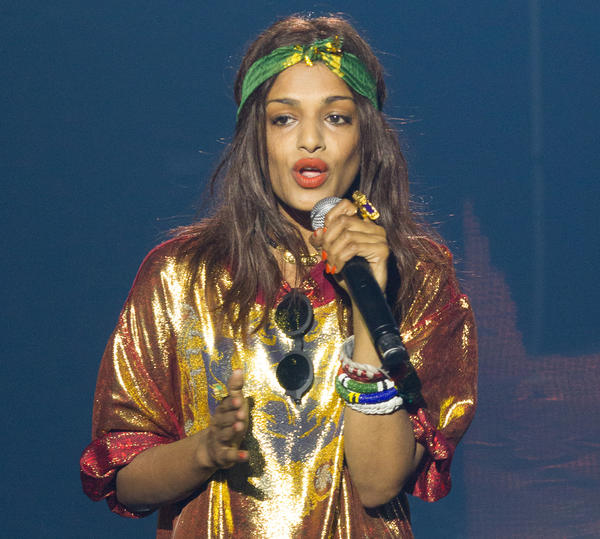 M.I.A. will be part of the Sunday schedule at Pitchfork Music Festival July 21.