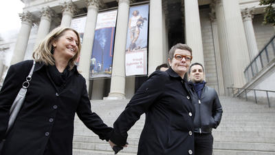 Prop. 8: Gay and lesbian families say they feel part of history
