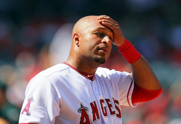 Vernon Wells will be wearing pinstripes instead of an Angels uniform.