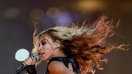 "Beyonce has signed on to headline a concert benefiting Gucci's<a href=""http://www.chimeforchange.org/""> Chime for Change</a> (get it?), an initiative that works to improve education, justice and health for women and girls around the world. John Legend, Ellie Goulding and Florence and the Machine are also expected to perform. Tickets are on sale starting Wednesday. <a href=""http://www.elle.com/news/culture/beyonce-headlining-chime-for-change-concert"">[Elle]</a>"