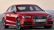 Audi won't have an official presence at this week's 2013 New York International Auto Show, but that hasn't stopped the company from making big news for the U.S. market.