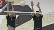 Photo Gallery: St. Francis vs. South Pasadena boys' volleyball
