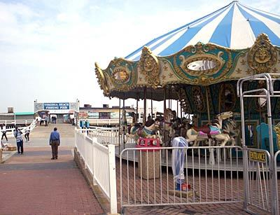Virginia beaches - Ocean Front Carousel