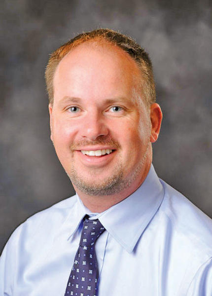 Lewis A. Mullenax was appointed March 26 as the new principal of Eagle School Intermediate in Berkeley County, W.Va.