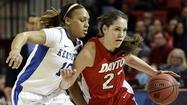 NEW YORK (AP) — A'dia Mathies followed up the worst game of her career with one of her best.